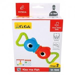 фото игрушки Обучающая игрушка Ks Kids Рыбки 'Поцелуйчик' (10764) #2