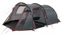 Палатка High Peak Fermo 3 (Dark grey/Red) (926272)