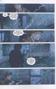 фото страниц Stranger Things. По той бік. Книга 1 #4