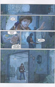фото страниц Stranger Things. По той бік. Книга 1 #5