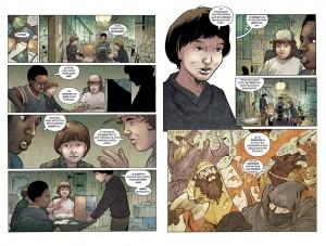 фото страниц Stranger Things. По той бік. Книга 1 #2
