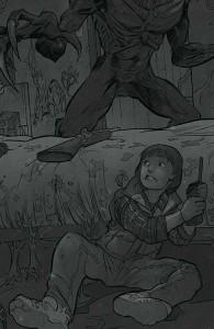 фото страниц Stranger Things. По той бік. Книга 1 #10