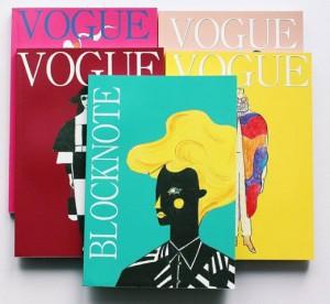 фото страниц Блокнот в точку. Vogue. Mint #3