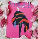 Книга Блокнот в точку. Vogue. Pink