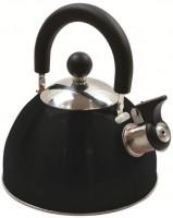 Чайник Highlander Deluxe Whistling 2.0L Black (926370)