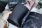 фото страниц Блокнот «Tse_Tobi» з чорними сторінками (білий) + ручка #7