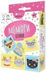 Настольная игра Muravey Games 'Мемори Котики' (на русском языке) (213096)