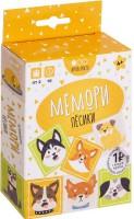 Настольная игра Muravey Games 'Мемори Песики' (на русском языке) (225897)