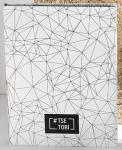 фото страниц Блокнот «Tse_Tobi» з чорними сторінками (білий) + ручка #11