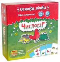 Настільна гра Банда Умников 'Числобіг ' (4820219540052)