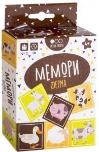Настольная игра Muravey Games 'Мемори Ферма!' (на русском языке) (225896)