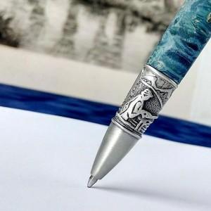 Ручка Kaminskiy Studio 'Рыбалка' (C-37)