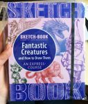 фото страниц Sketchbook. Fantastic Creatures and How to Draw Them #2