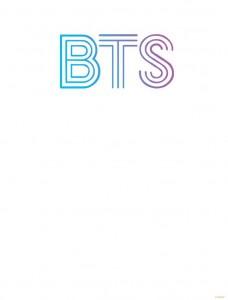 фото страниц BTS. Короли K-POP #3