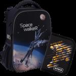 Суперкомплект для школьника 'Kite Education Spaceship' (рюкзак, пенал)