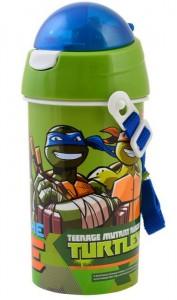 Подарок Бутылка для воды 1 вересня 'TMNT', 500 мл (706891)