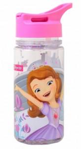 Подарок Бутылка для воды 1Вересня с блестками 'Sofia The First', 280 мл (706900)