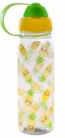 Подарок Бутылка для воды YES 'Ананас' 500 мл (706020)