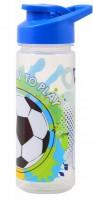 Подарок Бутылка для воды YES ' Born to play',500 мл (706893)