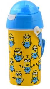Подарок Бутылка для воды YES 'Minions', 500 мл (706888)