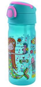 Подарок Бутылка для воды YES 'Rachel Mermaid',450 мл (706899)