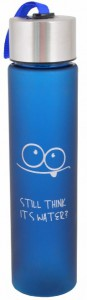 Подарок Бутылка для воды YES 'Still Think ' 500 мл (706094)