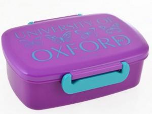 Подарок Контейнер для еды YES 'Oxford Butterflies', 750 мл (706856)
