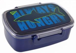 Подарок Контейнер для еды YES 'Shark', 750 мл (706852)
