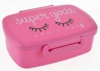 Подарок Контейнер для еды YES 'Super girls', 750 мл (706853)