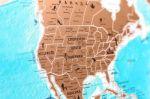 фото Скретч-карта мира My Map Flags edition #4