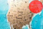 фото Скретч-карта мира My Map Flags edition #5