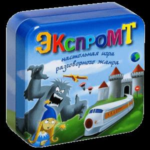 фото Настольная игра Coctail games Экспромт (Speech) (141102) #2