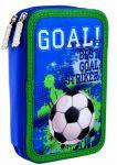 Пенал твердый Smart двойной HP-01 'Goal' (532246)