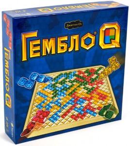 Настольная игра Эврикус 'Гембло Q' (208063)