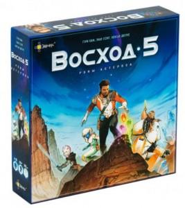 Настольная игра Эврикус 'Восход 5: Руны Астероса' (228693)