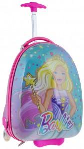 Чемодан YES детский на колесах 'Barbie' LG-3 (557828)