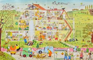 фото страниц Містечко Сузанни Бернер (суперкомплект з 4 книг) #7