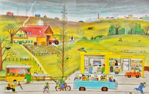 фото страниц Містечко Сузанни Бернер (суперкомплект з 4 книг) #11