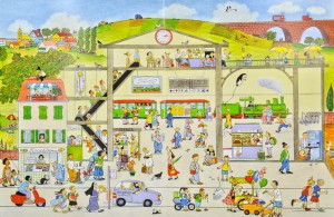 фото страниц Містечко Сузанни Бернер (суперкомплект з 4 книг) #13