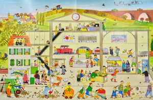 фото страниц Містечко Сузанни Бернер (суперкомплект з 4 книг) #8