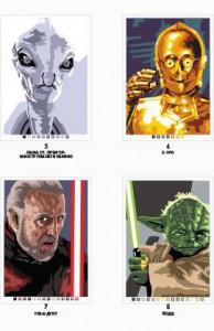 фото страниц Зоряні війни. Розмалюй за номерами #4