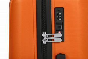 фото Чемодан 2E Youngster 73.5 л. (2E-SPPY-M-OG) оранжевый #11