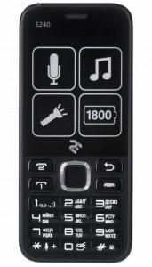 фото Мобильный телефон 2E E240 DualSim (708744071217) #3