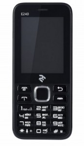 фото Мобильный телефон 2E E240 DualSim (708744071217) #2
