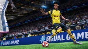 скриншот FIFA 20 PS4 - русская версия #16
