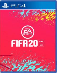 скриншот FIFA 20 PS4 - русская версия #37