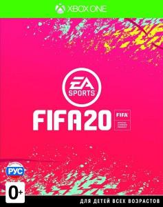 игра FIFA 20 Xbox One - русская версия