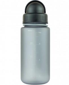 фото Бутылка для воды спортивная Uzspace  (400ml) серая (3024GR) #3