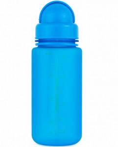 фото Бутылка для воды спортивная Uzspace (400ml) синяя (3024BL) #4