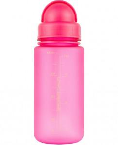 фото Бутылка для воды спортивная Uzspace (400ml) розовая (3024PK) #2
